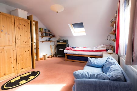 2 bedrooms with shower room near Velindre Hospital - Cardiff - Casa