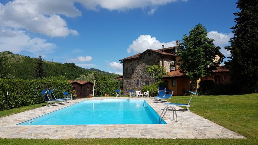 Podere la Colombaia B&B - Montecatini Terme - Bed & Breakfast