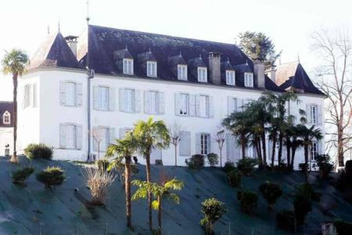 Chateau de Heaas 4 épis - Chambre Portos