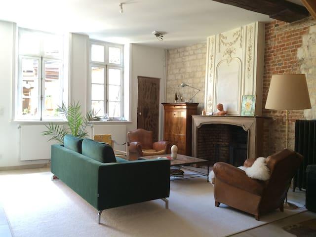 Maison à colombages du XVI siècle