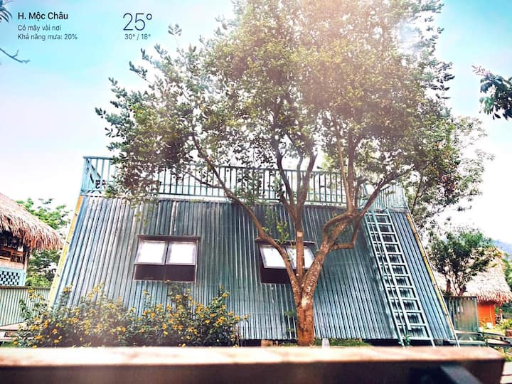 Fairy House Moc Chau ( Leu Het 01 - Family room )