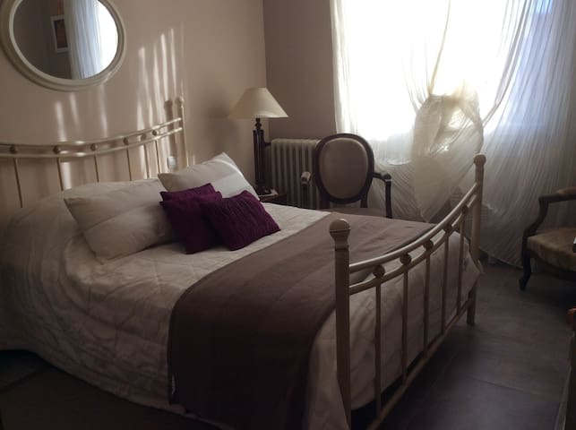 Belle chambre au calme dePerpignan - Perpignan - Bed & Breakfast