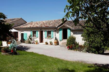La Maison du Chai - Castelnau-de-Montmiral - Konukevi