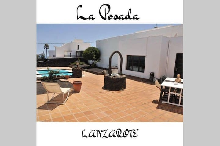 amazing suite with pool 4 - Lanzarote, Tias - Villa
