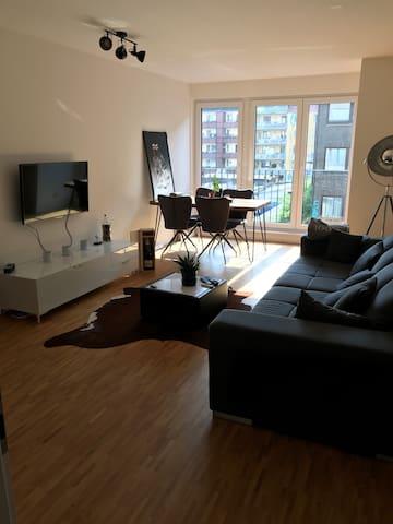 Neubau Wohnung in zentraler Lage in Düsseldorf!