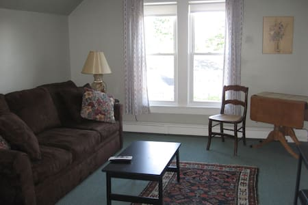 Cute Apartment on Quiet Street - Laconia
