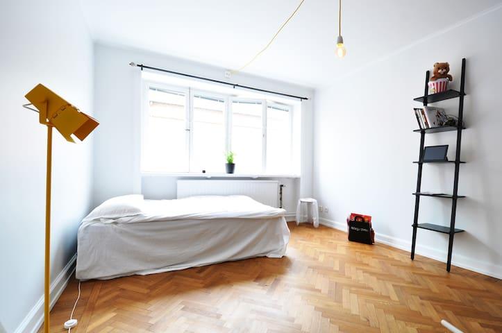 Studio apartment right in the city