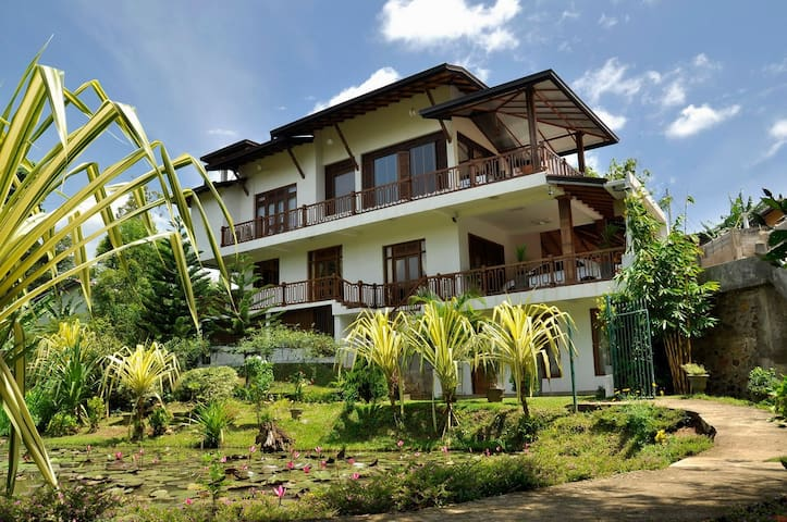 Amara Leisure kandy - Kundasale - Huis
