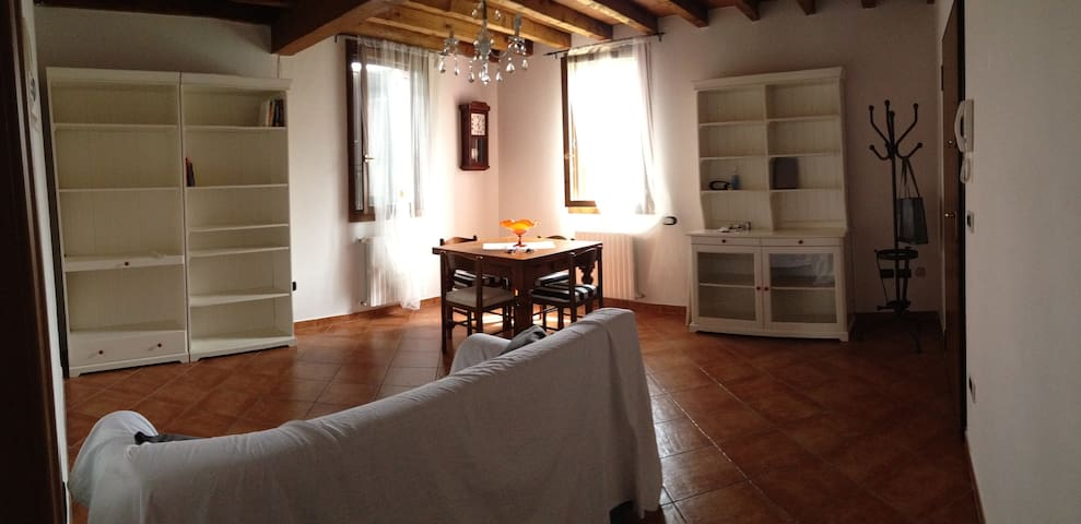 A peacefull escape in the countryside. - Poggio Renatico - Apartamento