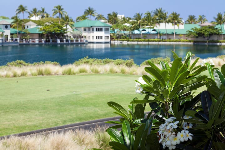 Fairway Villas Waikoloa O21 - 2 Bedroom 2 Bath Villa, Close to Beach!!