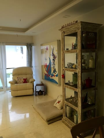 1BR Studio Apartment - Mumbai - Appartement