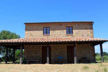 Casa a Sovana, Maremma toscana - Sovana - Hus