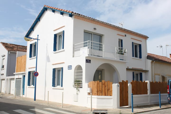 Villa de 170 m² à 150 m de la plage