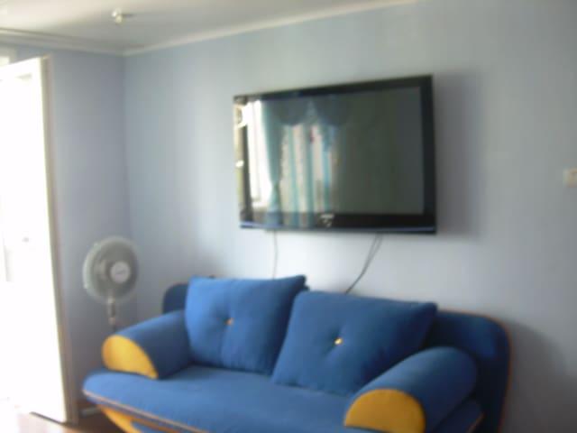 Квартира рядом с 42причалом - Yarovoye - Apartment