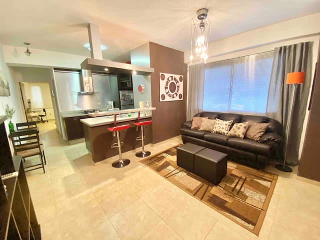 Luxury apartament for executive with security 24H