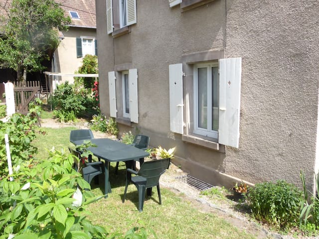 For 2-4  in Munster, Alsace - STOSSWIHR - Flat