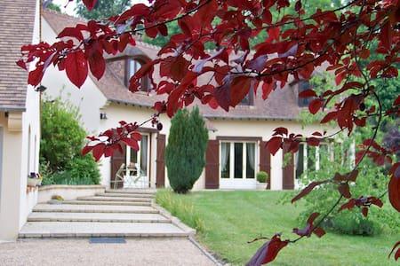 Chambre d'hotes Les Prunus - Seine-Port