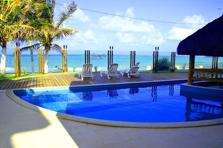 Luxury apart facing sea-flat/hotel - Natal - Flat