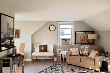Cozy 1 Bedroom Suite near Yonkers Executive Blvd.