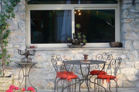 maison atypique  hauteurs de nice - Saint-André-de-la-Roche