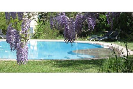 Maison à 5 km d' AIX EN PROVENCE - Le Tholonet - บ้าน