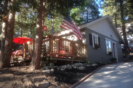 LOCATION, LOCATION, LOCATION.  Deck with LAKEVIEW! - Green Valley Lake