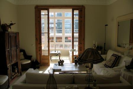 ENSANCHE BARCELONA 1916, SHABBYCHIC - Barcelona - Apartment
