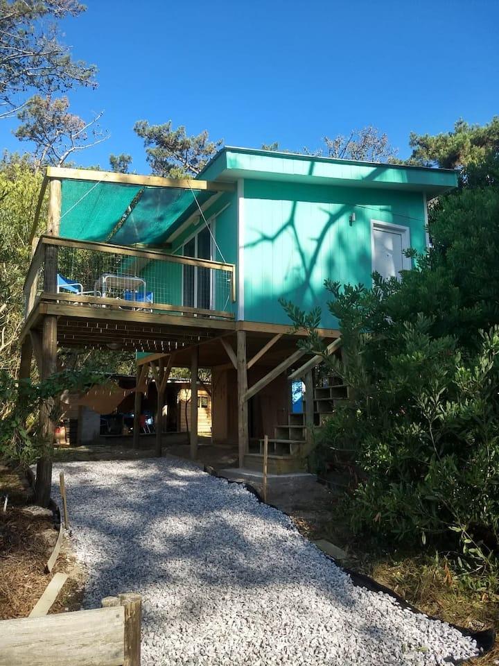 Cabaña entera para parejas  en La Paloma