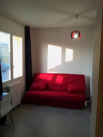 Studio avec parking - Toulouse - Apartment