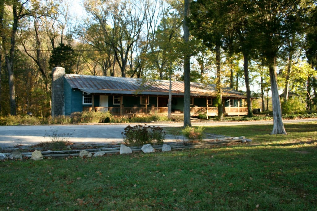 Cabins For Rent In Pegram