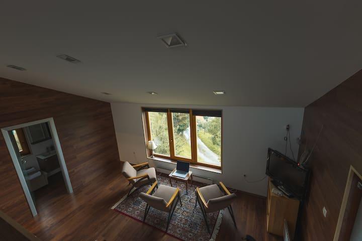 Berg's Apartment
