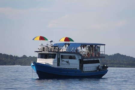 Mentawai Islands Surfcharters - padang - Vene