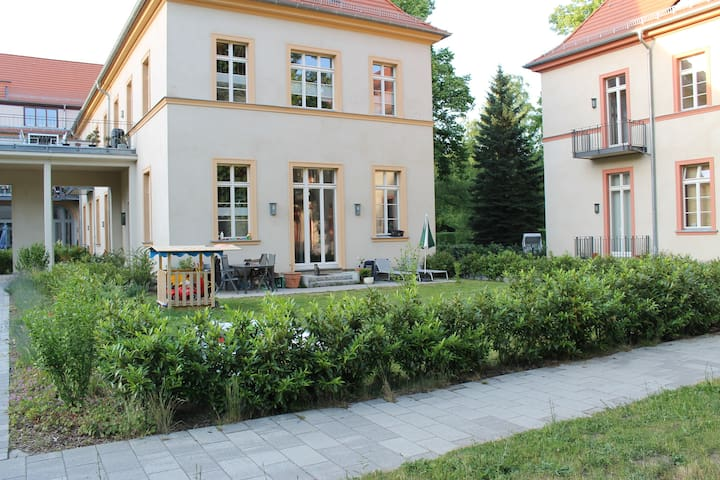 Extraklasse im grünen Berliner NO - Berlín - Apartamento