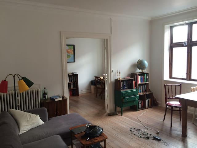 Cosy flat in the North-Western area - København NV - Apartment
