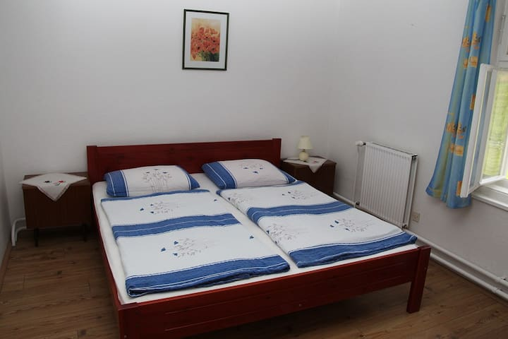 twin/double room #2 - Hostel Bohinj - Stara Fužina