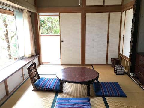 Tateyama/1 group per day/A small Ueno inn for rent