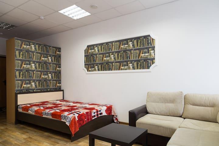Квартира в аппартаметнах Манхэттен, - Perm' - Lejlighed