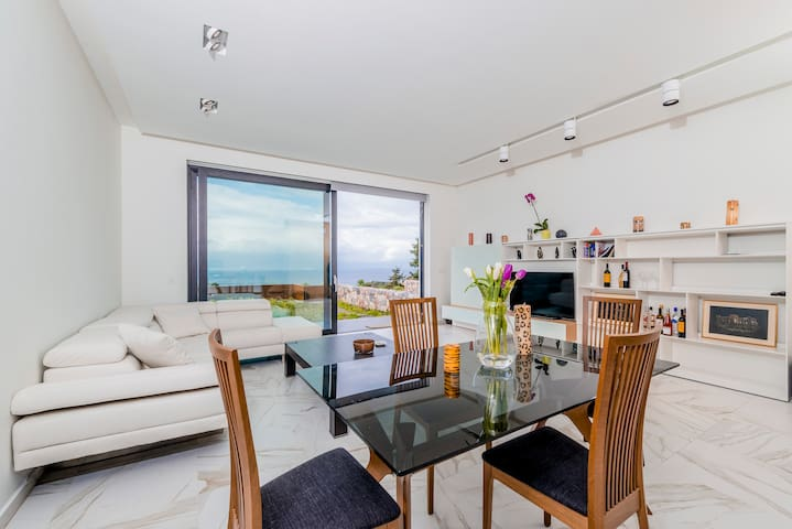Aegean View  Luxury Loft - Rhodes - Leilighet