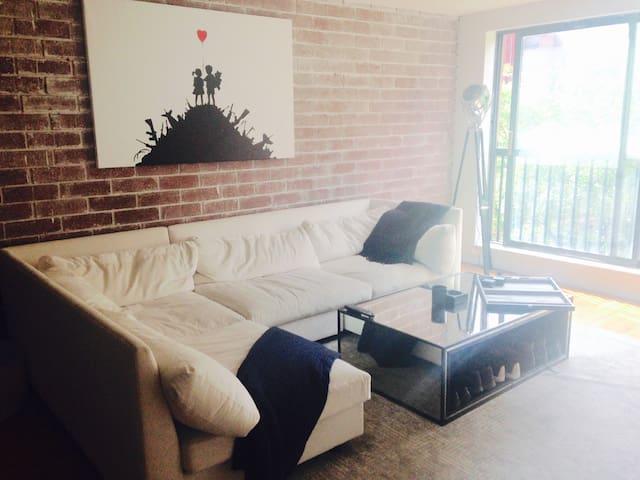 1 Bedroom/Duplex West Village - Nova York - Apartamento