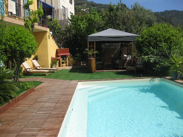 VILLA IN NICE FRENCH RIVIERA - Nice - House