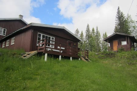 Overlandshaug - lovely country home - Rissa - Apartmen