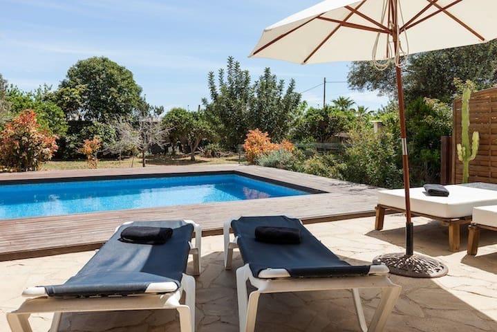 Magnífica Villa de vacaciones IBIZA town
