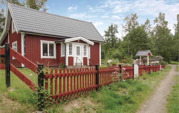 Holiday cottage with 3 bedrooms on 88m² in Bräkne Hoby