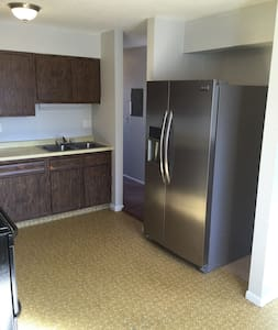 Two bedroom partially furnished apartment