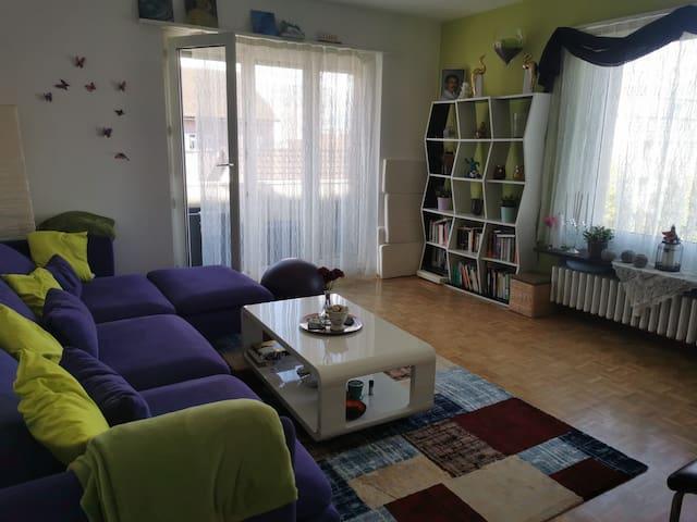 Helle Wohnung in Pratteln