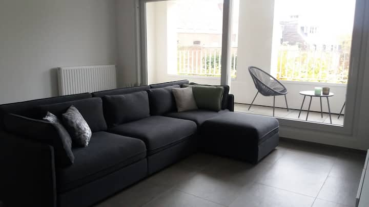 Looking for a brand new appartment in Kortrijk...