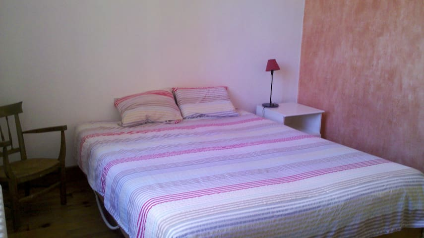 Je propose une chambre double. - Orange - Haus