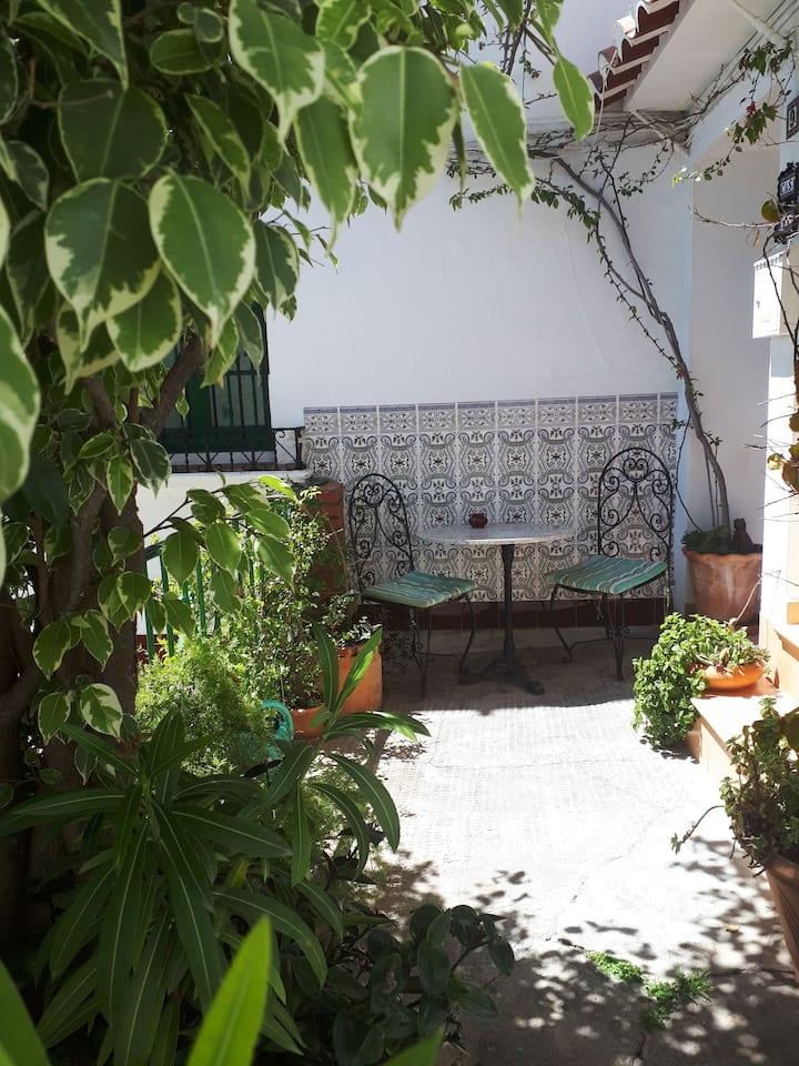 Acogedor apartamento en Cómpeta (Andalucia)