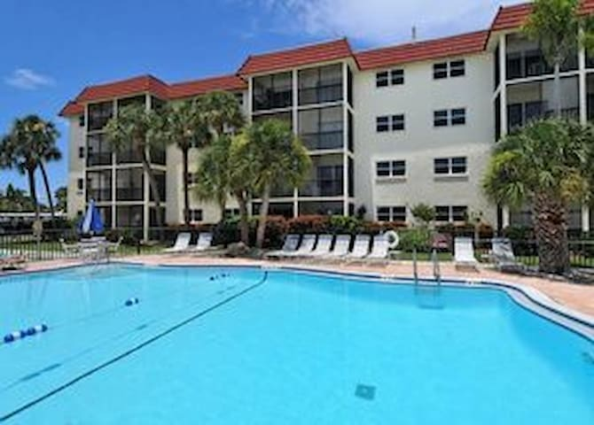 Gorgeous condo Siesta Key Beach - Siesta Key - Condomínio