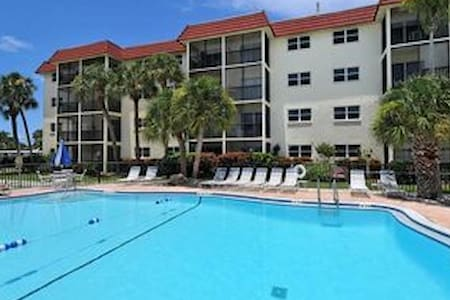 Gorgeous condo Siesta Key Beach - Condomínio
